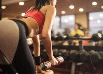tập gym cho nữ
