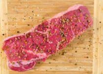 tác dụng của thịt bò trong tập gym